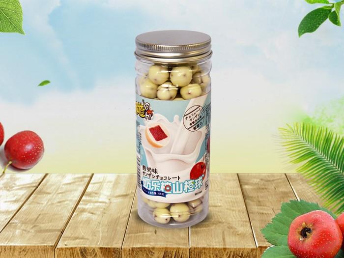 巧克力山楂球(酸奶味)238g