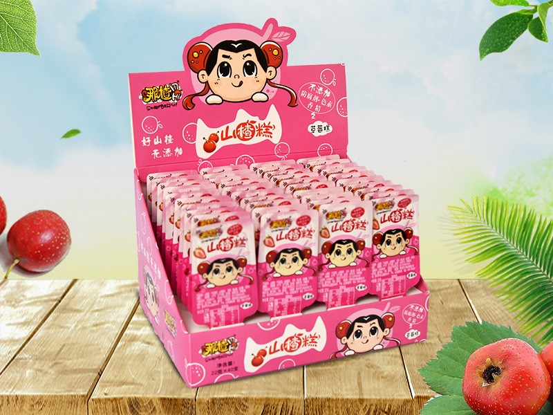 草莓山楂糕22g×40支