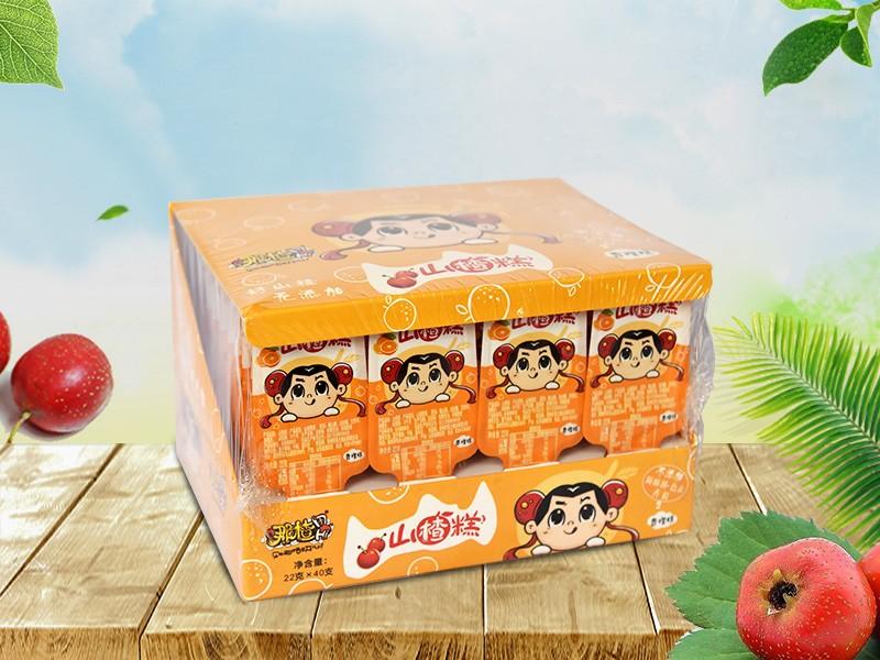 香橙山楂糕22g×40支